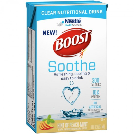 Boost Soothe 237ml x6 (7 pack)